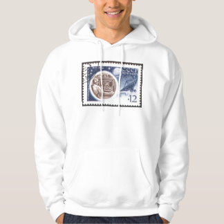 Lunokhod 1 Russian (USSR) Ground Control Hoodie