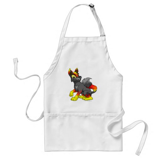 Lupe Fire Apron