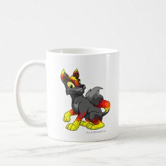Lupe Fire Coffee Mug