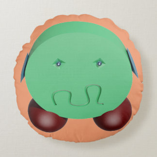 Lupe Round Pillow
