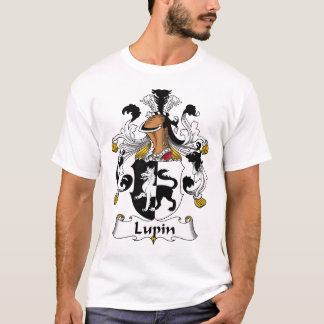 Lupin Family Crest T-Shirt