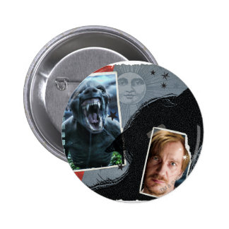 Lupin - Lycanthrope Button