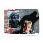 Lupin - Lycanthrope Postcard