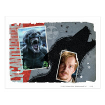 Lupin - Lycanthrope Postcard