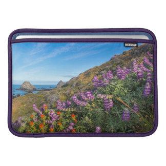 Lupine And Paintbrush Wildflowers MacBook Sleeve