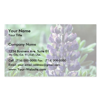 Lupine Business Cards
