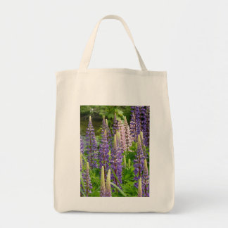 Lupine Grocery Tote Grocery Tote Bag