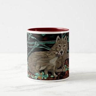 Lupine Love mug