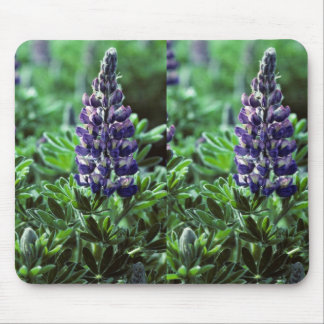 Lupine Mouse Pad