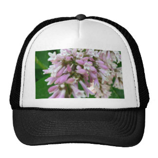 Lupine Pink Flower Hat