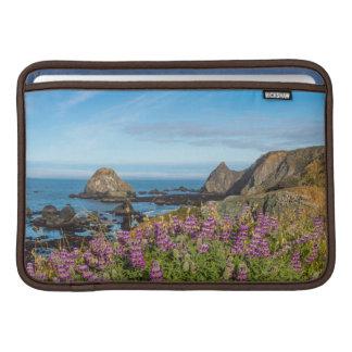 Lupine Wildflowers Cover The Hills MacBook Sleeves