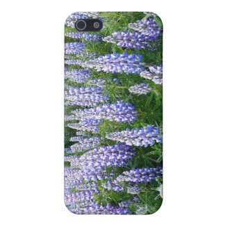 Lupins Cover For iPhone SE/5/5s