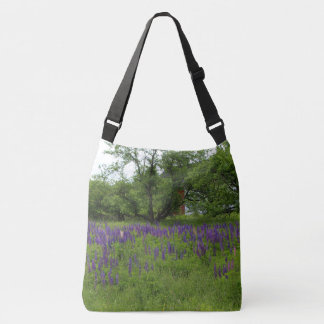 Lupins Spring 2016 II Crossbody Bag