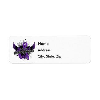 Lupus Awareness 16 Label