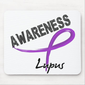 Lupus Awareness 3 Mousepad