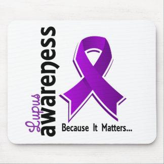 Lupus Awareness 5 Mouse Pad