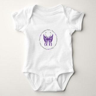 Lupus Awareness Baby Bodysuit