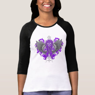 Lupus Awareness Cool Wings Shirt
