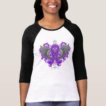 Lupus Awareness Cool Wings T-Shirt