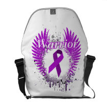 lupus awareness Fight Hope support Gifts Courier Bag