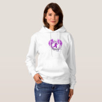 lupus awareness Fight Hope support Gifts Hoodie