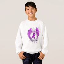 lupus awareness Fight Hope support Gifts Sweatshirt