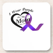lupus awareness Fight Warrior support Gifts Beverage Coaster