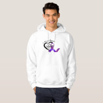 lupus awareness Fight Warrior support Gifts Hoodie