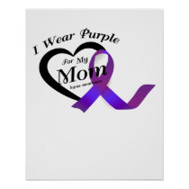 lupus awareness Fight Warrior support Gifts Poster