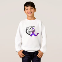 lupus awareness Fight Warrior support Gifts Sweatshirt