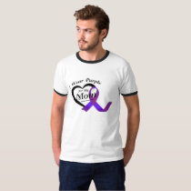 lupus awareness Fight Warrior support Gifts T-Shirt