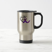 lupus awareness Fight Warrior support Gifts Travel Mug
