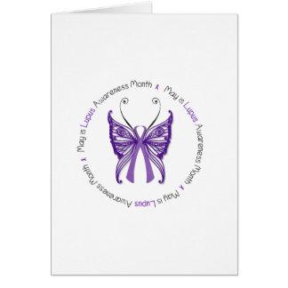 Lupus Awareness Greeting Cards