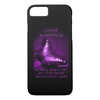 Lupus Awareness iPhone 7 case