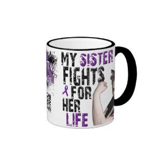 lupus+awareness lupus lupus+shirts lupus+fighter l ringer mug