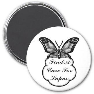 Lupus Awareness Magnet