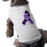Lupus Awareness Pet T Shirt