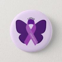 Lupus awareness pin