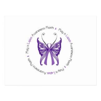 Lupus Awareness Post Card