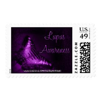 Lupus Awareness Postage