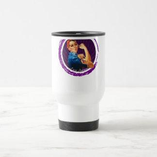 Lupus Awareness Travel Mug