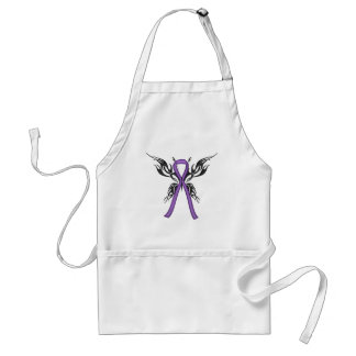 Lupus Awareness - Tribal Butterfly Apron
