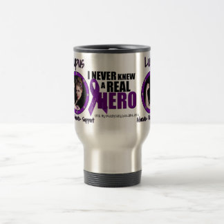 Lupus, Best Friend Advocate-Educate-Support 15 Oz Stainless Steel Travel Mug