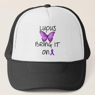 Lupus Bring It On Trucker Hat