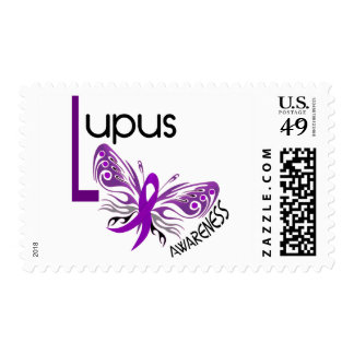 Lupus BUTTERFLY 3.1 Stamp