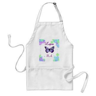 Lupus butterfly Apron