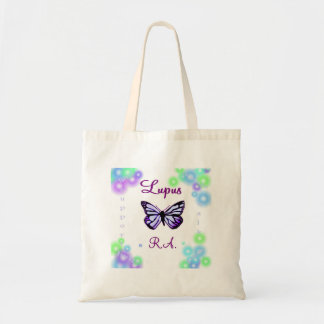 Lupus butterfly bag