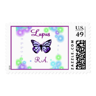 Lupus butterfly Postage Stamps