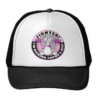 Lupus Cat Fighter Trucker Hat