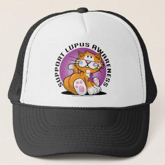 Lupus Cat Trucker Hat